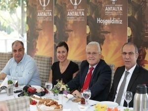 53.Uluslarası Antalya Film Festivali, Yerel Medyayla Buluştu