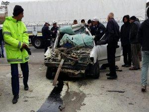 Son bir ayda 887 trafik kazası meydana geldi