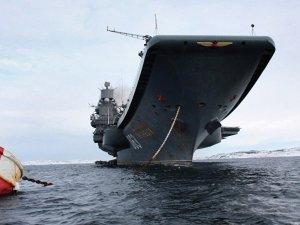 Rus filosu Akdeniz'e ilerliyor