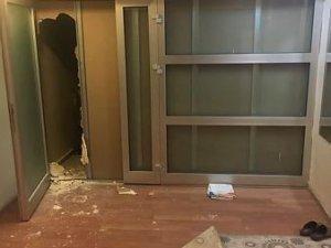 Konya'da FETÖ'nün okulunda gizli oda bulundu
