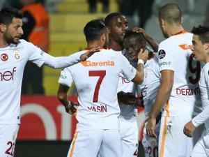 Galatasaray Başkent'te tekledi: 0-1