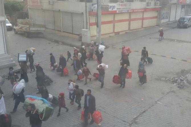 Silopi'de sokağa çıkma yasağı yarın sonlandırılıyor