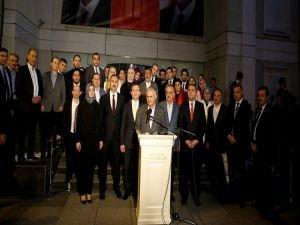 AK Parti'de istişare toplantıları tamamlandı