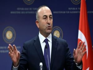 Çavuşoğlu: Fırat Kalkanı'nda hedef el Bab