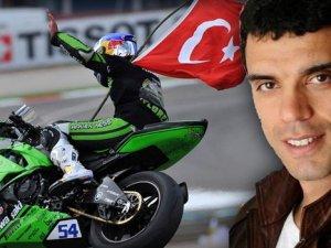 Sporcu Kenan Sofuoğlu 5. kez dünya şampiyonu