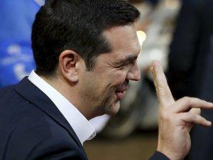 Çipras, yüzde 92.4 oyla yeniden seçildi