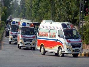 Pakistan'da korkunç kaza: 30 ölü