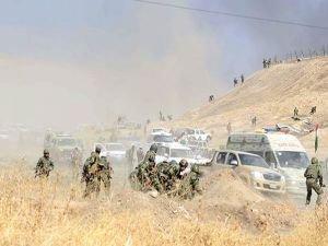 AA ekibi Musul'da ölümden döndü!