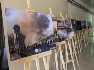 Muş'ta 15 Temmuz Fotoğraf Sergisi