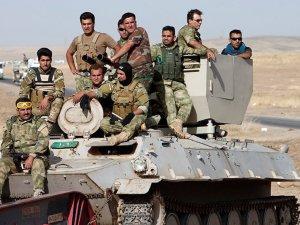 'IŞİD'in savunma hattı düştü'