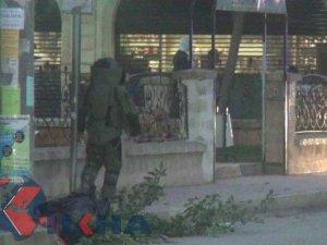 Mardin'de Şüpheli paket paniğe neden oldu