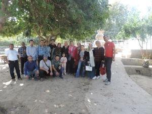 Batman Toplum Ruh Sağlığı Merkezi'nden Hasankeyf Gezisi