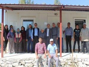 Antalya Büyükşehir'den Ayşe Nine'ye yardım!