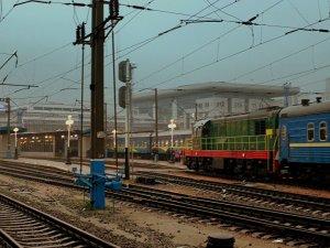 Ukrayna'daki tren garlarında Rusça 'tarihe karışacak'