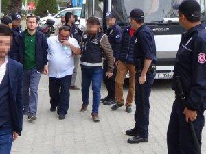 Denizli'de 16 FETÖ üyesi adliyeye sevk edildi
