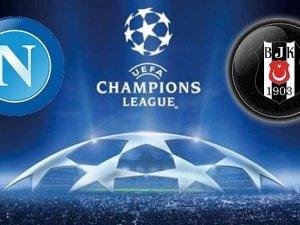 Napoli-Beşiktaş maçı ne zaman?