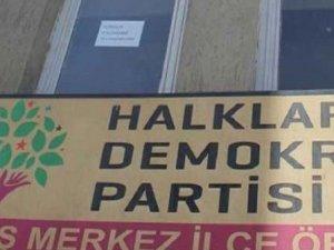 Batman'da HDP ve DBP'li başkanlar tutuklandı