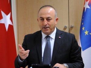Çavuşoğlu, Rusya vurdukça ateşkes olmaz