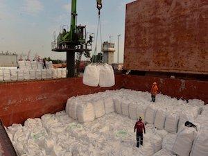 Yemen'e 5 bin tonluk yardım