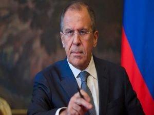 Lavrov: ABD'nin çelişkili açıklamalarından endişe duyuyoruz
