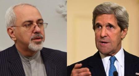 Kerry, Muhammed Cevad Zarif ile görüşecek.