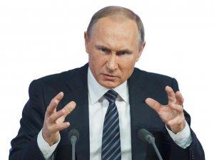 Putin'e bir darbe'de CIA'dan geldi