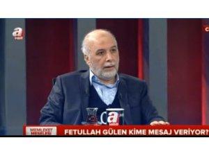 Latif Erdoğan'dan Gülen hakkında çarpıcı açıklamalar
