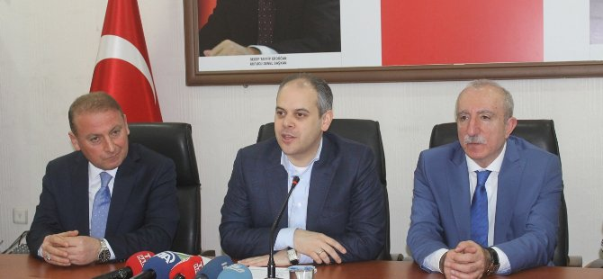 Bakan Akif Çağatay Kılıç, HDP'ye yüklendi