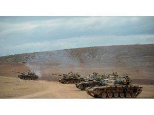 Türkiye, Azez çevresini havan topuyla vuruyor