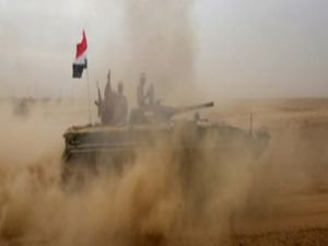 Irak ordusunun Kerkük'e yönelik operasyon başlattığı bildirildi