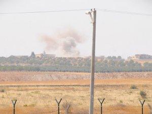 Hatay'a 2 roket atıldı