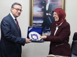 Sosyal Politikalar Bakanı Ramazanoğlu Silopi'de