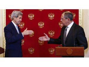 Lavrov ve Kerry, Suriye konulu ikili görüşme