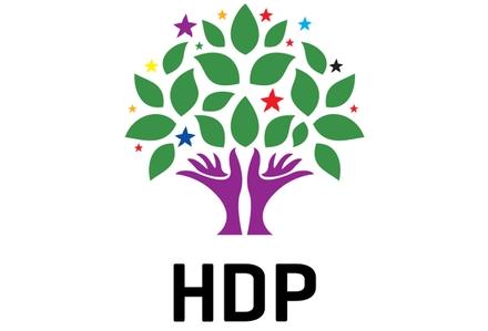 HDP'ye şok!