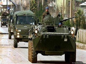 Çavuşoğlu, Suriye'ye kara birliği gönderebiliriz