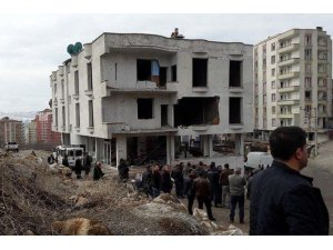 Şırnak'taki patlamadaki tahribat!