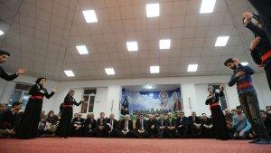 Başbakan Cemevi'nde ilgiyle karşılandı