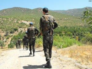 Ağrı'da 13 PKK'lı öldürüldü