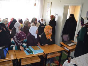Bingöl'de 'Sadece İkimiz' konulu semineri verildi