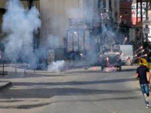 Kepenk kapattıran 7 HDP'li gözaltına alındı