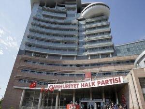 """CHP'den """"kurultay"""" açıklaması"""