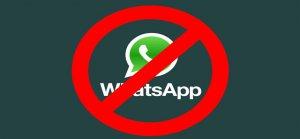 WhatsApp'tan numara engelleme devri