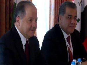 Mesud Barzani, panelde neden konuşmadı!