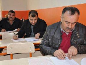 Öğrenci velilerine yönelik ödüllü sınavı düzenlendi