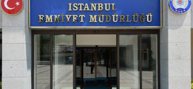 İstanbul'da 59 gözaltı!