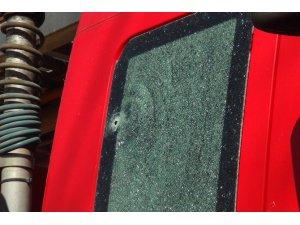 Mardin'de itfaiye aracına silahlı saldırı