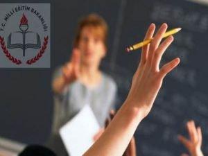 Sözleşmeli öğretmenlik başvuruları başladı