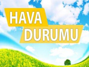Türkiye genelinde hava tahminleri