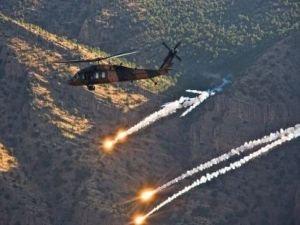Hakkari'de 5 PKK'lı öldürüldü