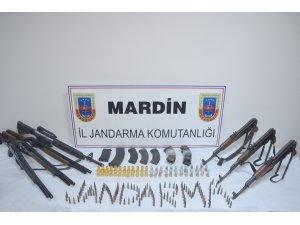 Kızıltepe'de uzun namlulu silah operasyonu